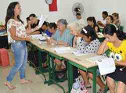 Zona Leste festeja criação de CIEJA Iguatemi I
