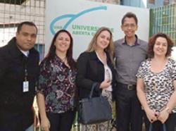 Diretoria da Rede UniCEU recebe visita da Secretária Municipal da Educação de Itapetininga