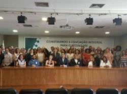 Rede UniCEU integra Programa Construindo a Educação Integral para o Século XXI