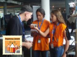 Imprensa Jovem realiza cobertura da Campus Party