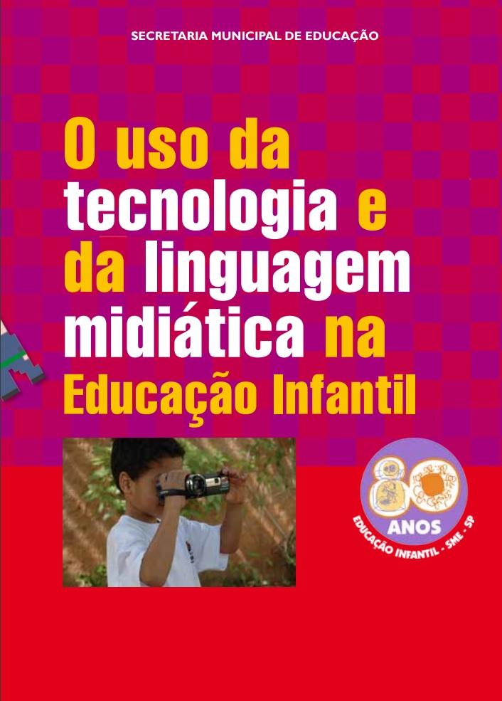 Capa de o Uso Da Tecnologia Na Ed Infantil