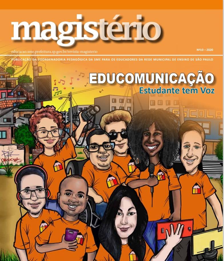 capa da Revista Magistério número 10